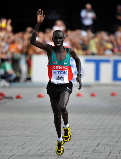 Athlete profile for Emmanuel Kipchirchir Mutai | iaaf.org
