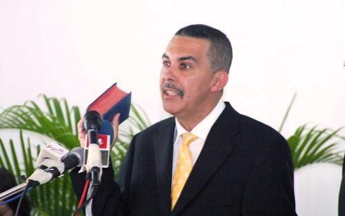 Trinidad and Tobago President Anthony Carmona