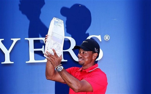 Tiger Woods Partners With Northwestern Mutual To Support Charity