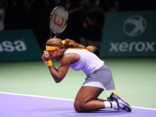 WTA Sony Open Tennis: Serena Williams beats Li Na to claim