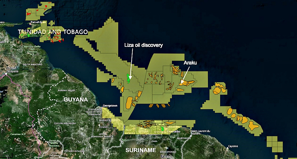 Guyana isn't ready for its pending oil riches, but
